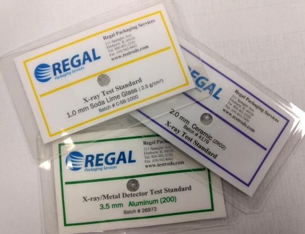 Laminate Test Cards - Xray