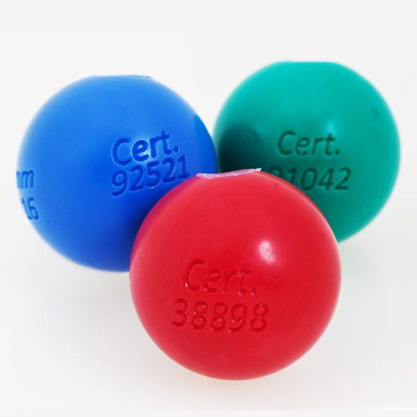 "Test Balls - 1"""