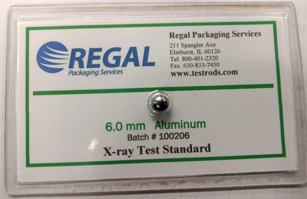Thermoform Test Cards - Aluminum