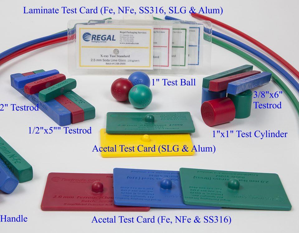 Metal Detector Test Standards