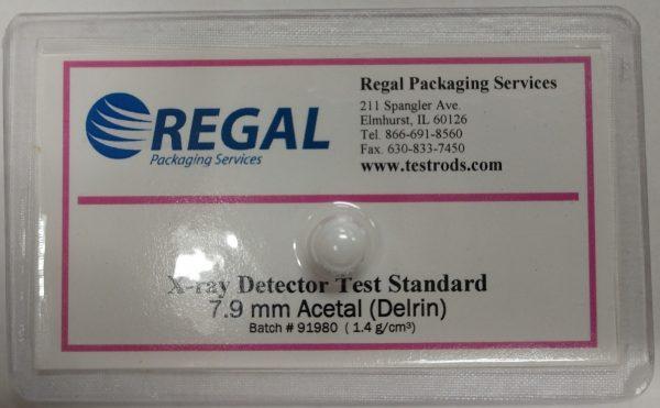 Test Cards - Acetal
