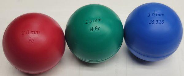 2inch Test Balls